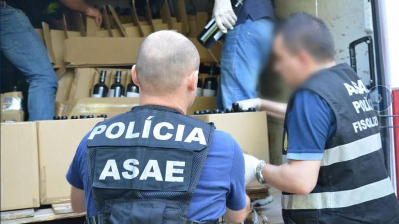 Fake wine, diluted honey and horse meat confiscated in European police crackdown