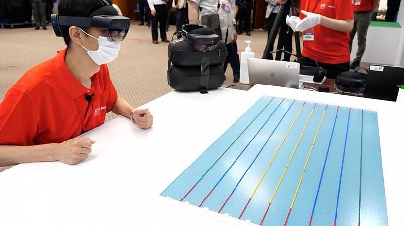 Tokyo 2020: Virtual reality and augmented reality bringing spectators closer to the action