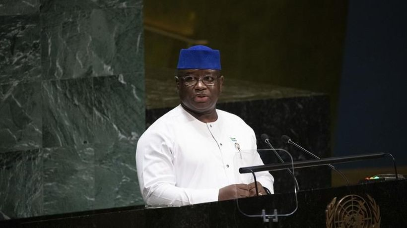 Sierra Leone parliament approves bill to ban death penalty