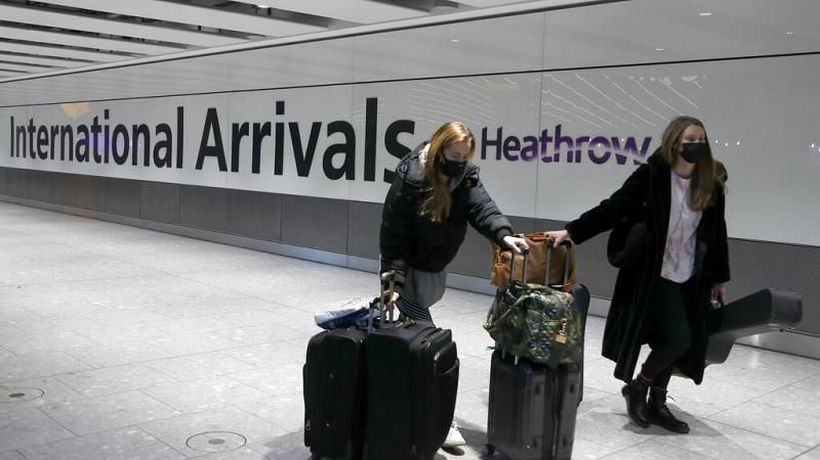 Quarantine scrapped in England for fully vaccinated EU citizens, except the French