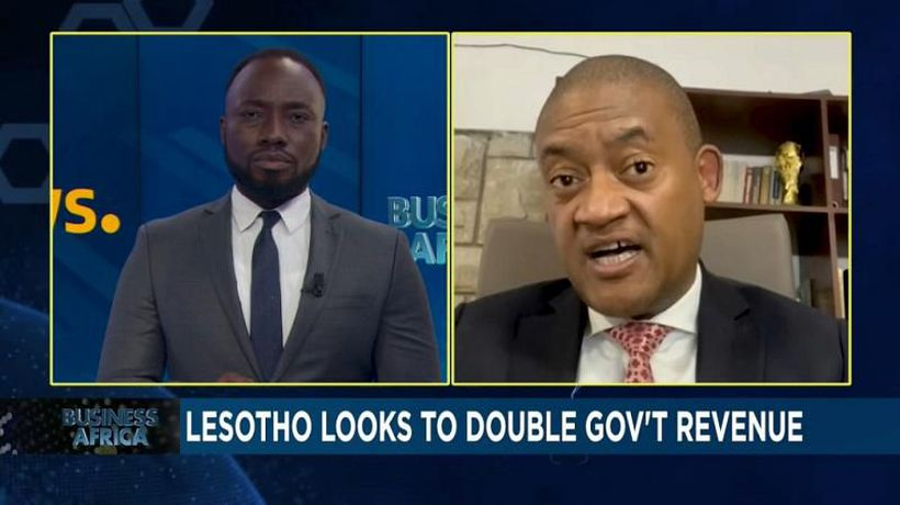 Lesotho looks to double government revenue via digitization [Business Africa]