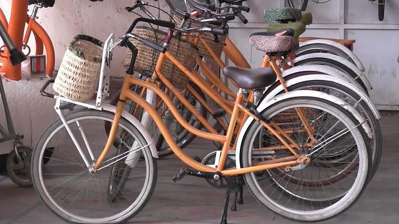 Making transportation sustainable in Africa through bicycles and clean energy