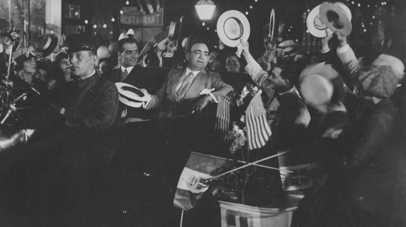 Enrico Caruso film restored after 100 years unites voice with pictures
