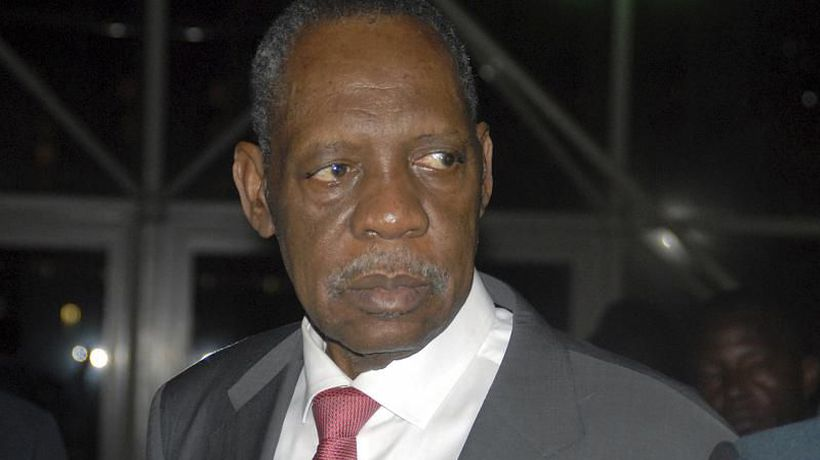 FIFA bans former stand-in president Issa Hayatou for 1 year