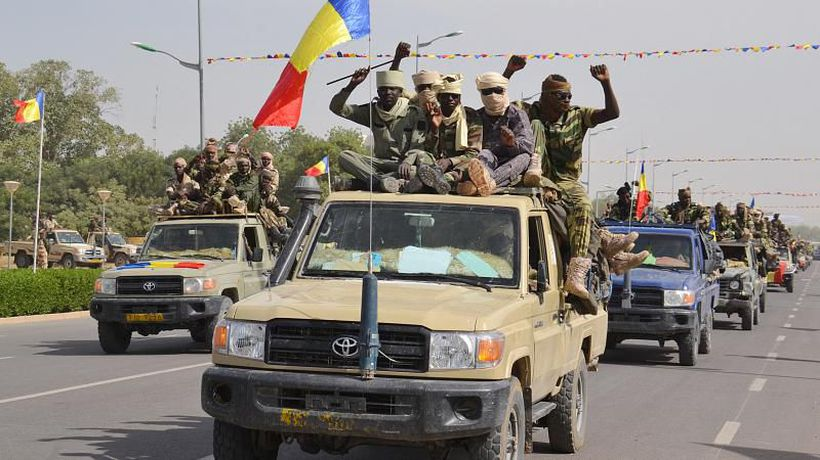 At least 26 Chadian troops killed in suspected militant attack