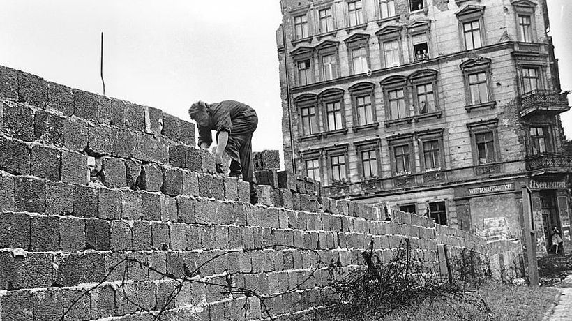 Berlin Wall 60 years on: A new augmented reality app is bringing the Cold War to life