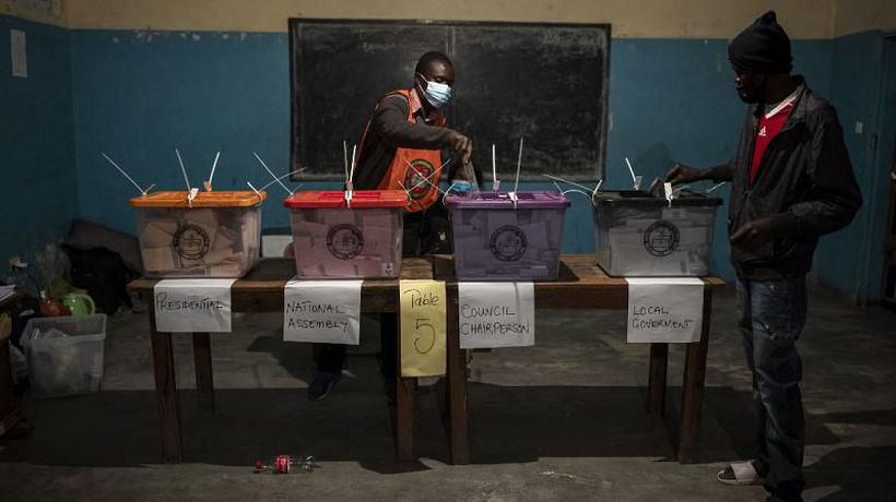 Zambia counts votes in high-stakes election with large turnout