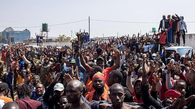 Zambia election: AU observers signal high tension before and after vote