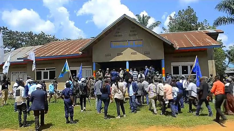Congolese PM assesses the situation in North Kivu and Ituri