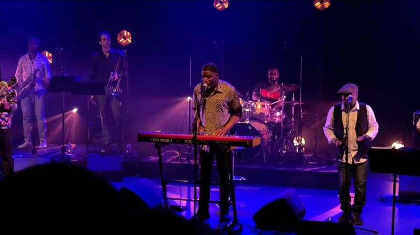 Ray Lema gets France grooving to Congolese rumba in mega show