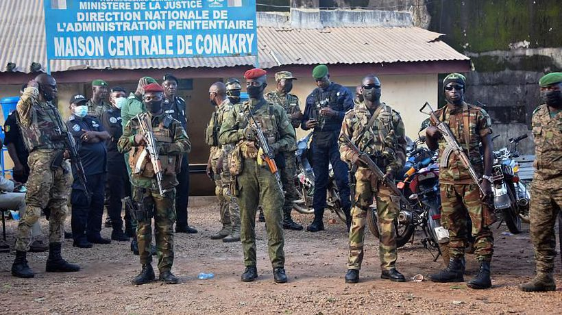 Guinean military leaders must allow civilian rule-Analyst