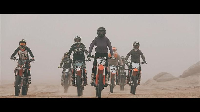 The first ever Dubai Motorcycle Film Festival kicks off with a roar