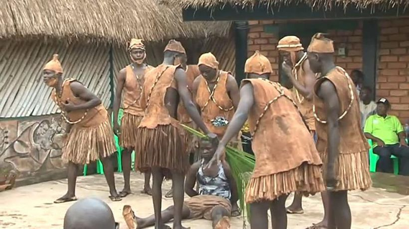 Central Africa reignites use of traditional instruments and sounds