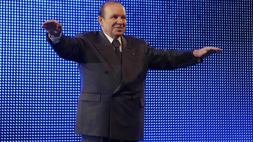 Algerians react to the death of former President Bouteflika