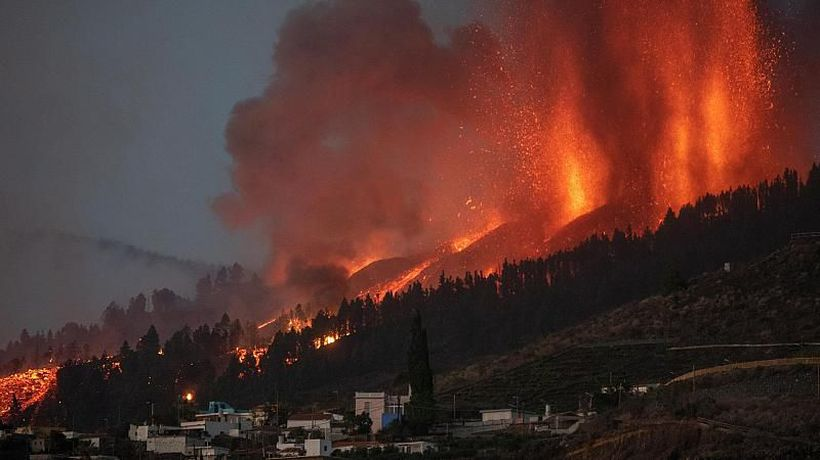 La Palma eruption: Are volcanoes good or bad for climate change?