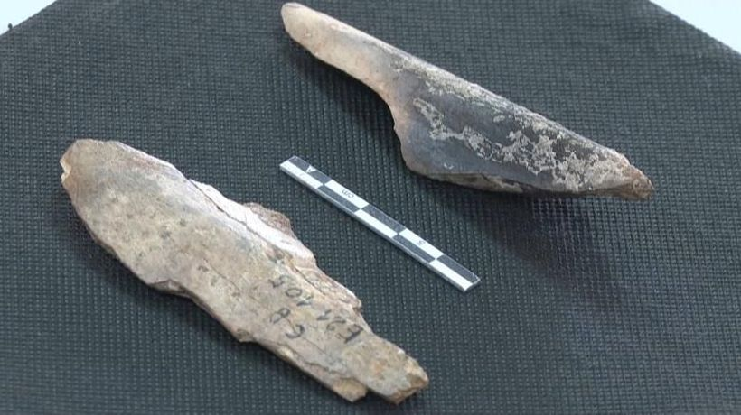 Oldest bone tools for clothesmaking found in Morocco