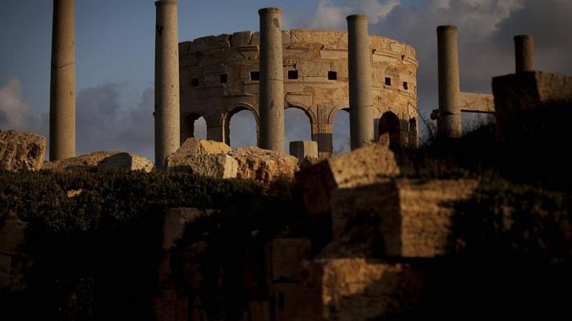 Ancient roman ruins in Lybia hold great potential