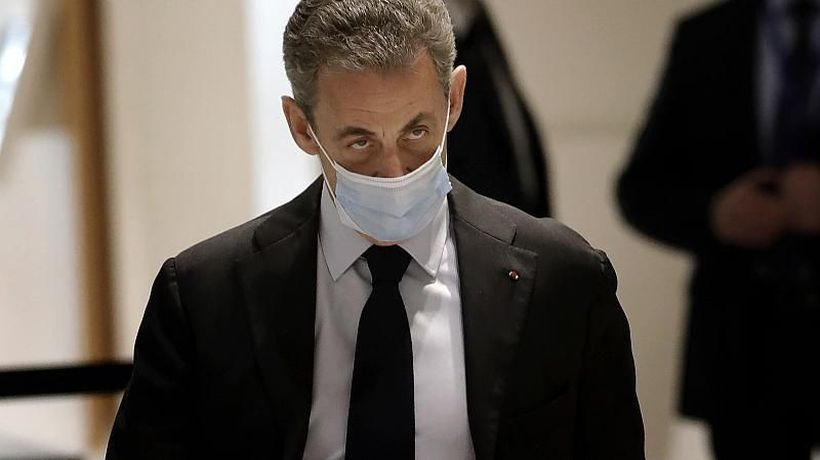 Nicolas Sarkozy: France's ex-president sentenced to jail over illegal campaign financing
