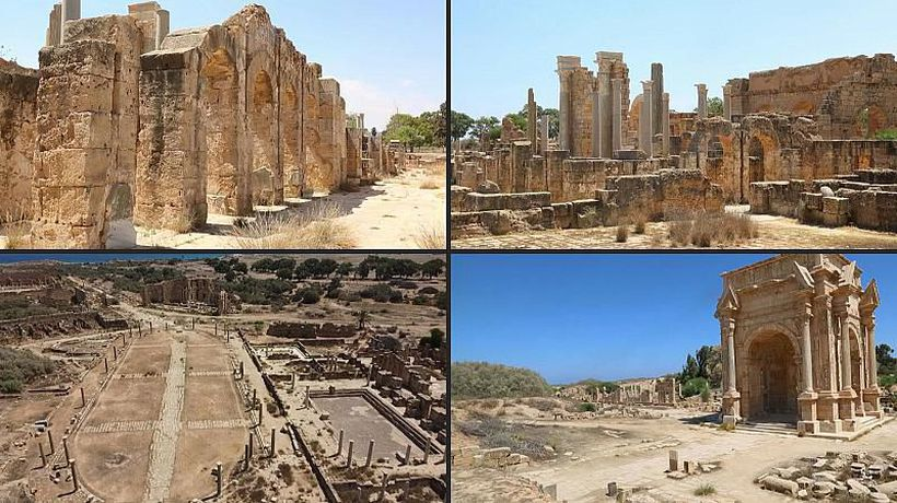 Leptis Magna: The UNESCO World Heritage site you've probably never heard of