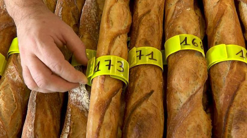 Want to taste the best baguette in Paris? Then you need to visit this bakery