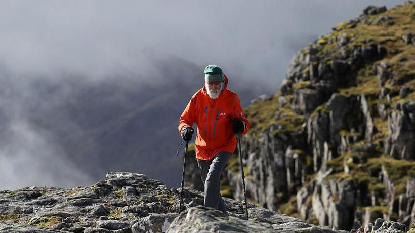Meet the 81-year-old climbing 282 Scottish mountains for his sick wife