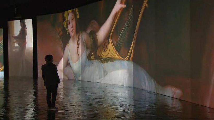 How art and technology combine for a deeper experience of Goya