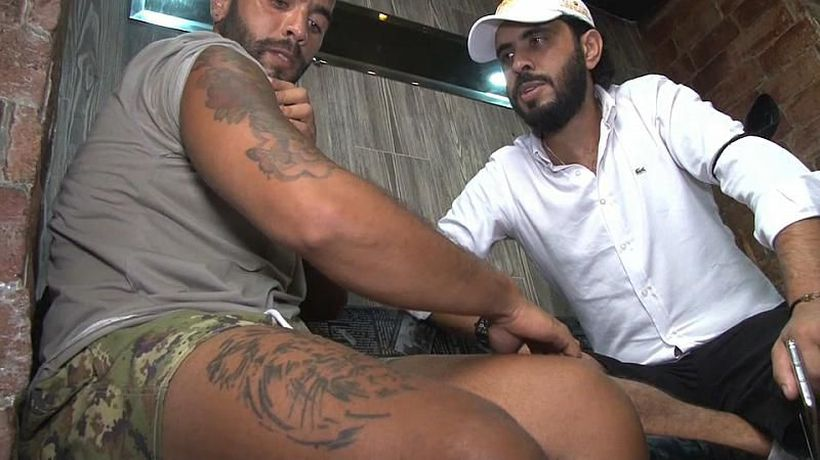 Tattoos are growing in popularity in Morocco