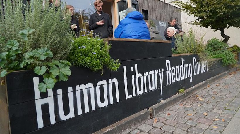 At Denmark's Human Library you can read people like a book, and 'unjudge' them...