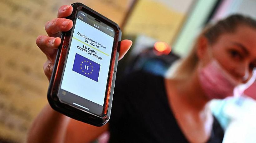 Italy: Citizens must show 'Green Pass' in the workplace or face suspension with no pay