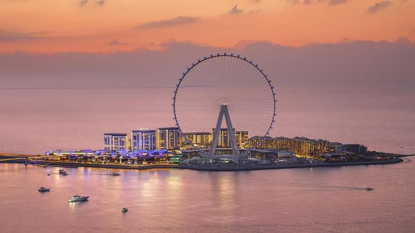The worlds largest observation wheel opens to the public on October 21st