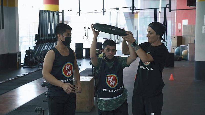Hollie Murphy, the coach training Dubai's heroes for a future without limitations