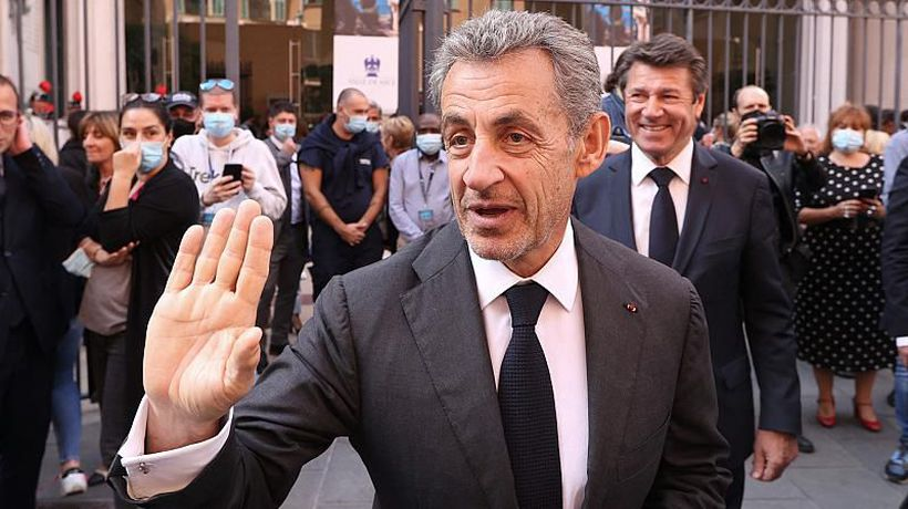 Former aides of Sarkozy on trial for misusing public money