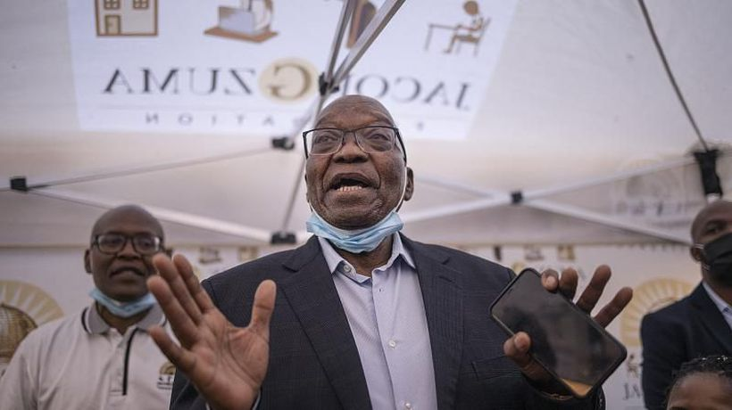 South Africa: Zuma lays criminal charge against state prosecutor in corruption trial