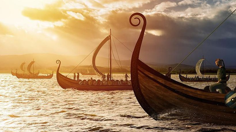 The Vikings settled in North America 500 years before Christopher Colombus, study reveals
