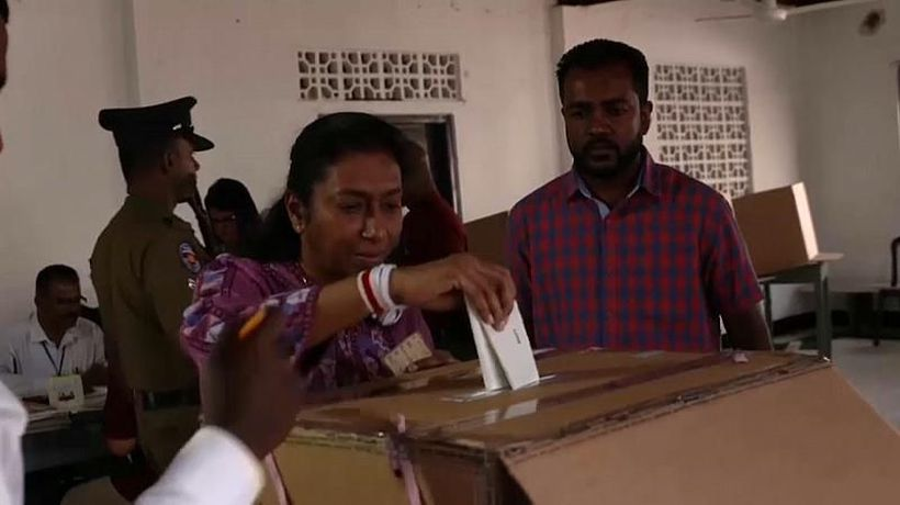 Former defence minister wins Sri Lanka presidential election