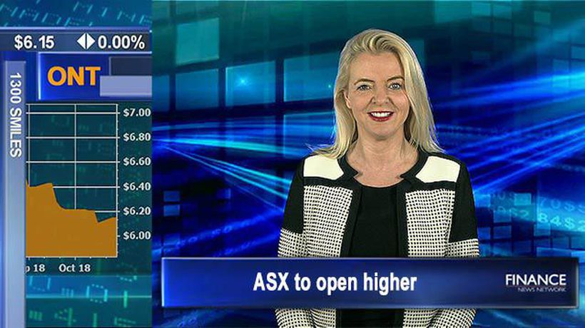 US stocks rally: ASX set to open higher
