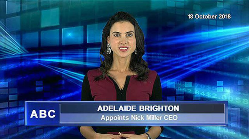 Adelaide Brighton appoints Nick Miller CEO