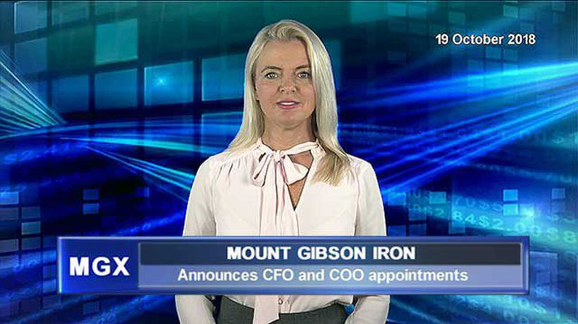 Senior management personnel moves for Mount Gibson Iron