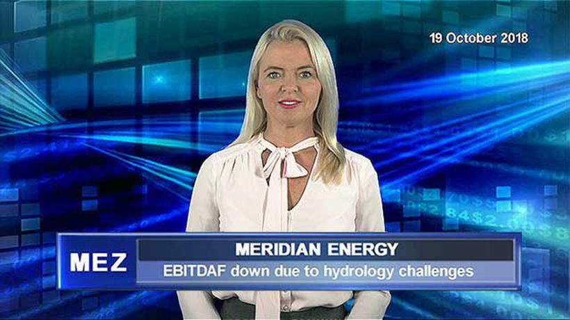 Meridian Energy hydrology challenges in first half FY18