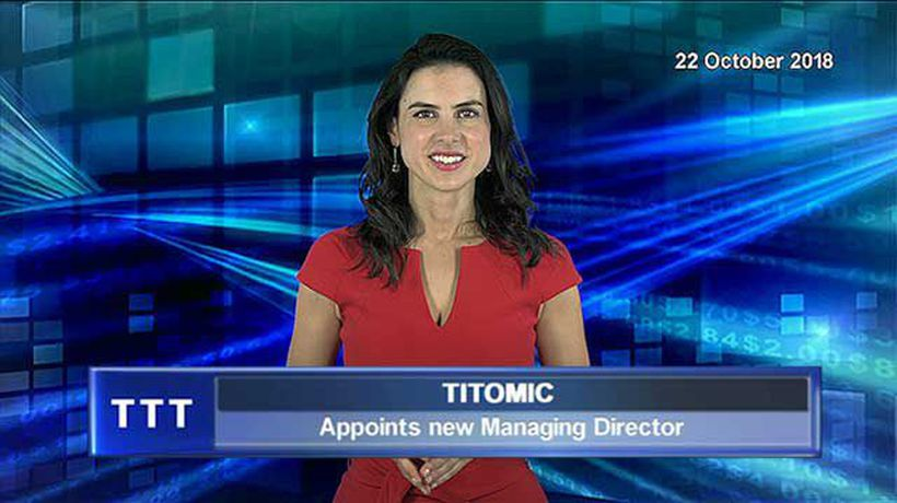 Titomic appoints new Managing Director