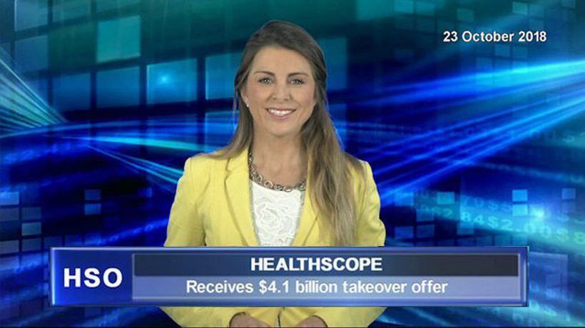 Healthscope receives $4.1 billion takeover offer again