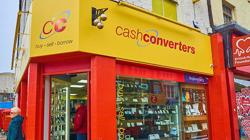 Cash Converters International employ a new Chief Executive Officer