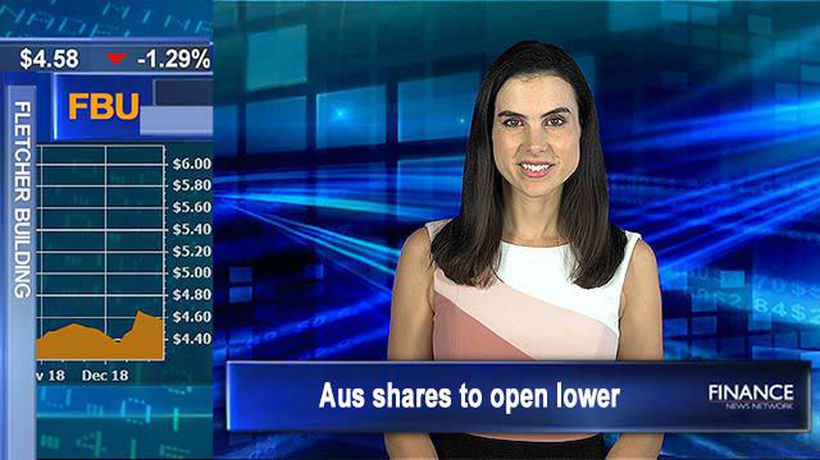 Wall Street slump continues: Aus shares set for sharp falls at open