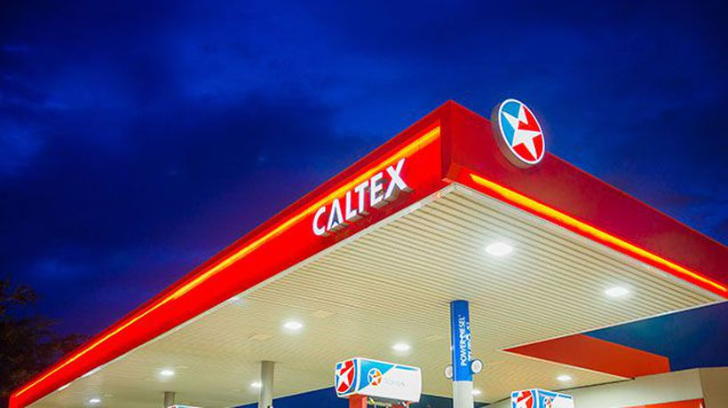 Caltex 2018 profit guidance down 13 per cent on YoY basis