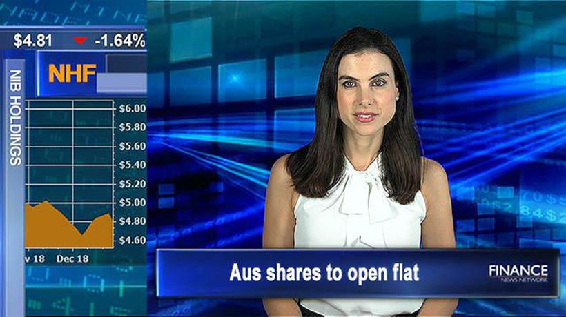 Volatile session on Wall Street: Aus shares to open flat