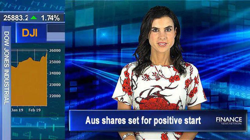 Wall St posts solid gains: Aus shares set for positive start