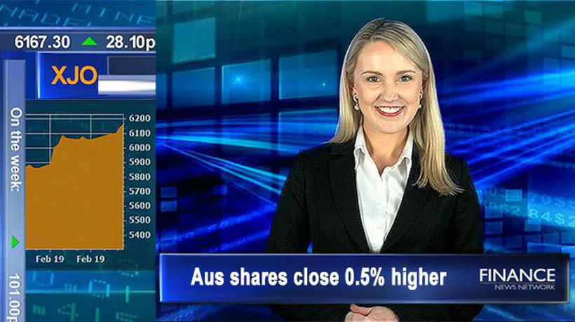 Wesfarmers downgraded: ASX200 up 1.6 per cent over week
