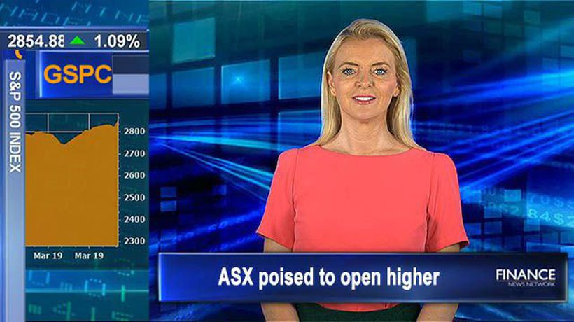 Tech stocks rally in the US: ASX poised to open higher