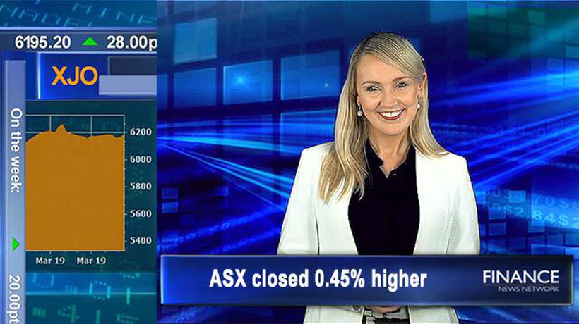 Centuria receives $137 million: Aus shares up 0.3% over week
