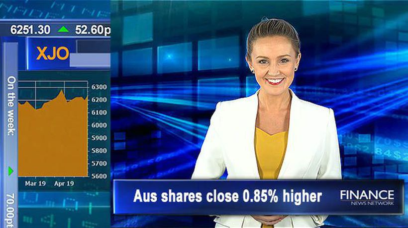 Competition regulators take action: Aus shares up 1.1% over week